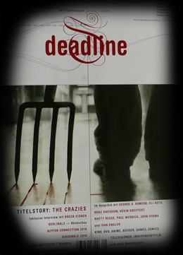 deadline magazine