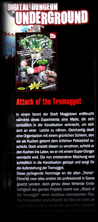 tromaggot article in virus
